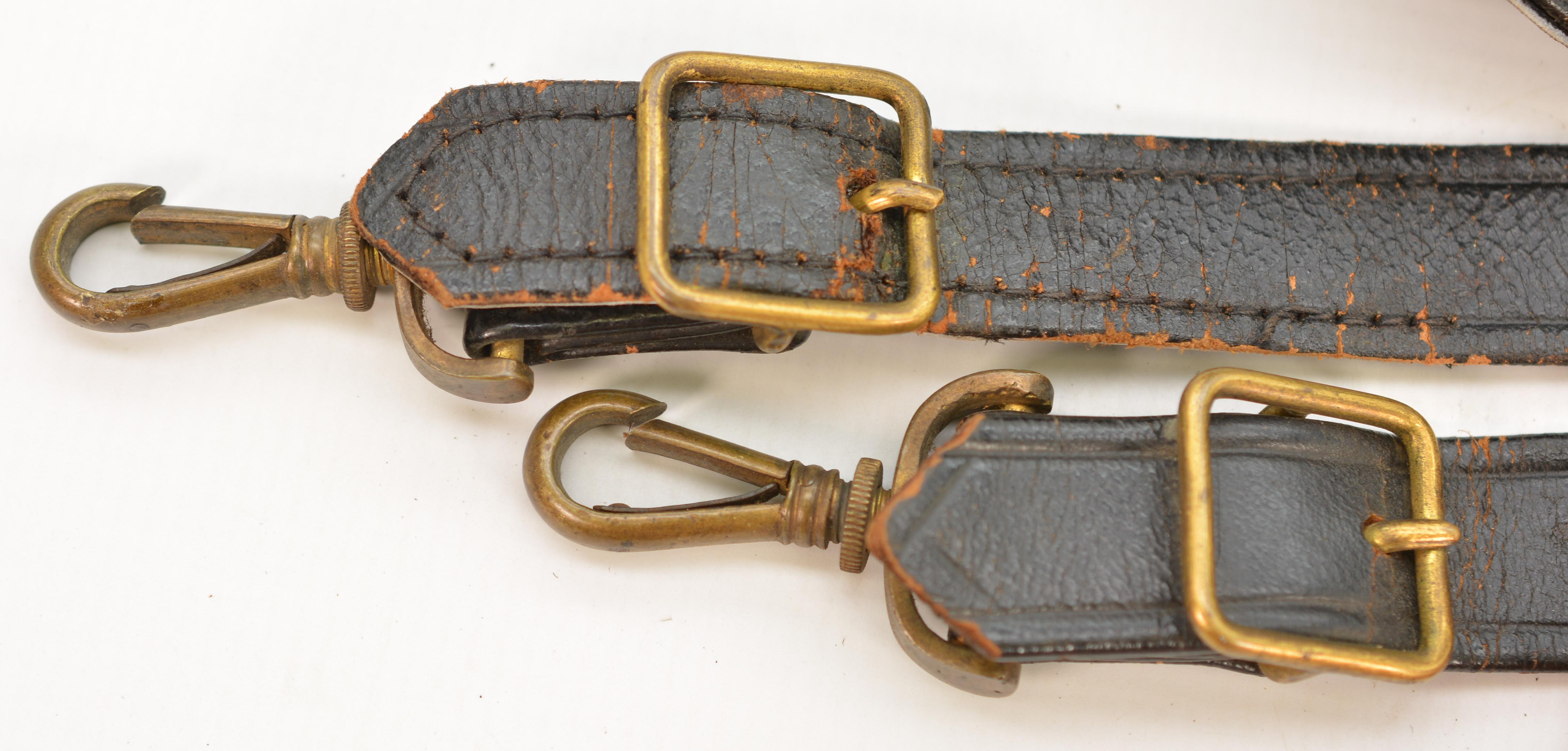 US Cavalry Sword Belt for Officer