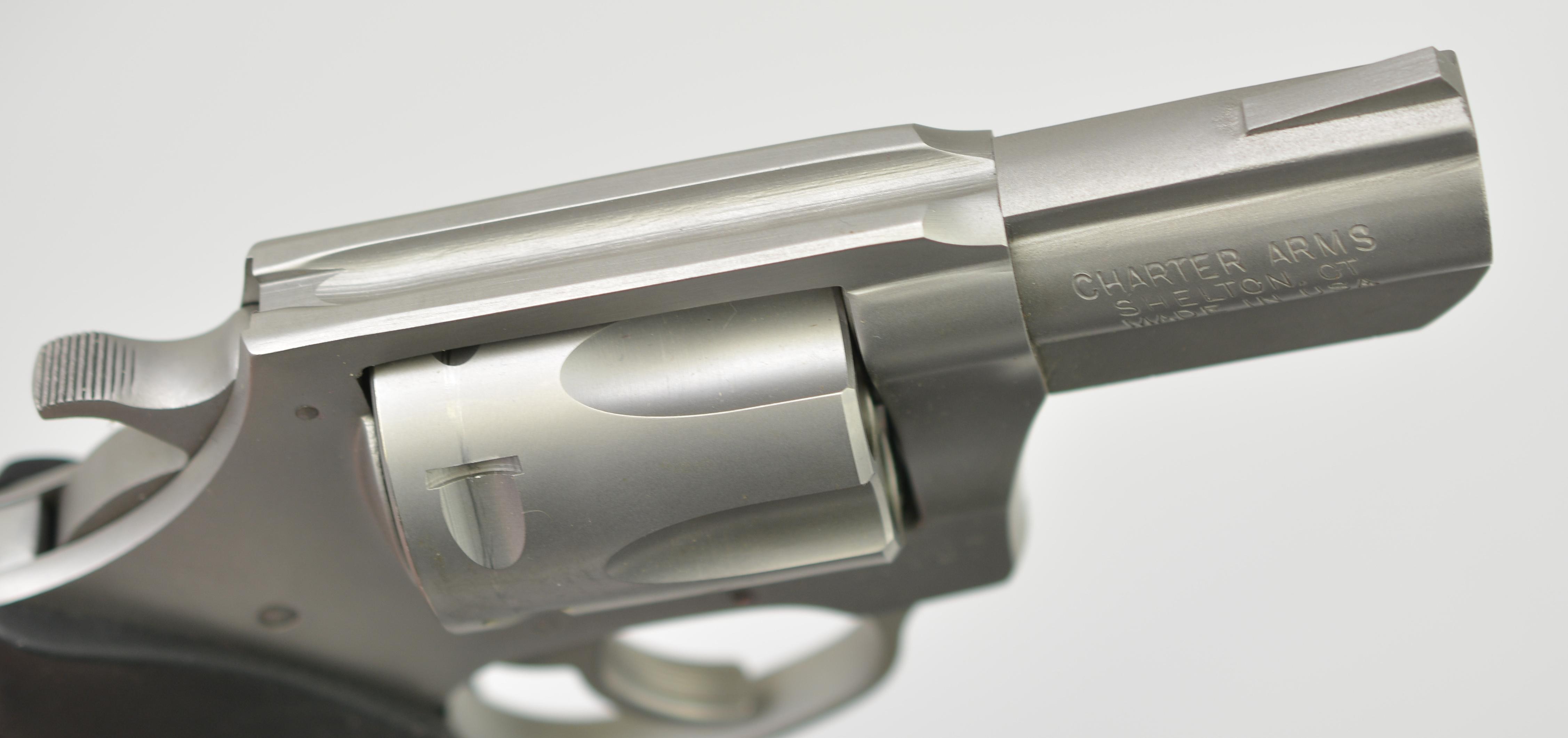 Charter Arms Pitbull 9mm Revolver