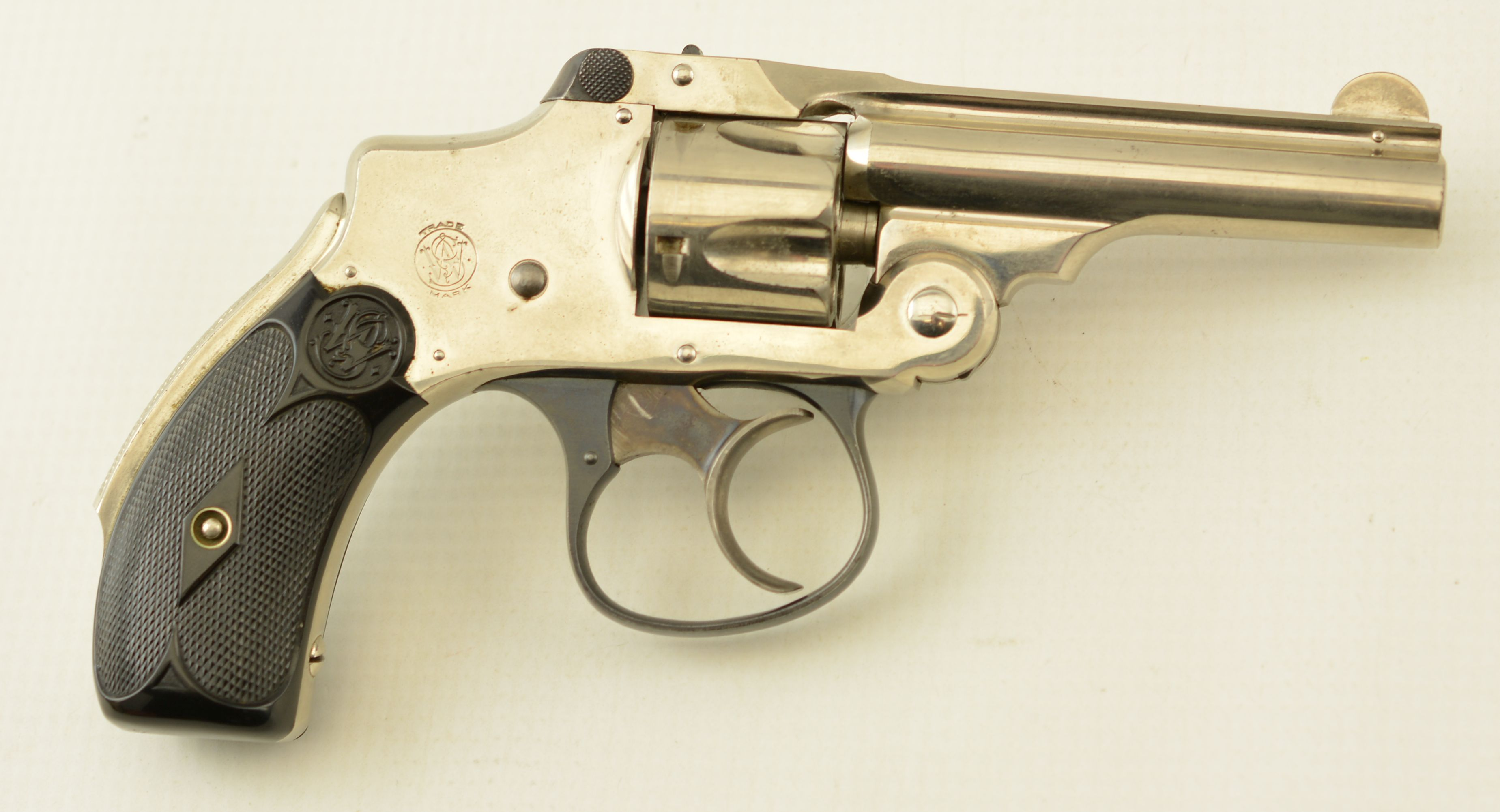 smith and wesson 32 hammerless revolver serial number
