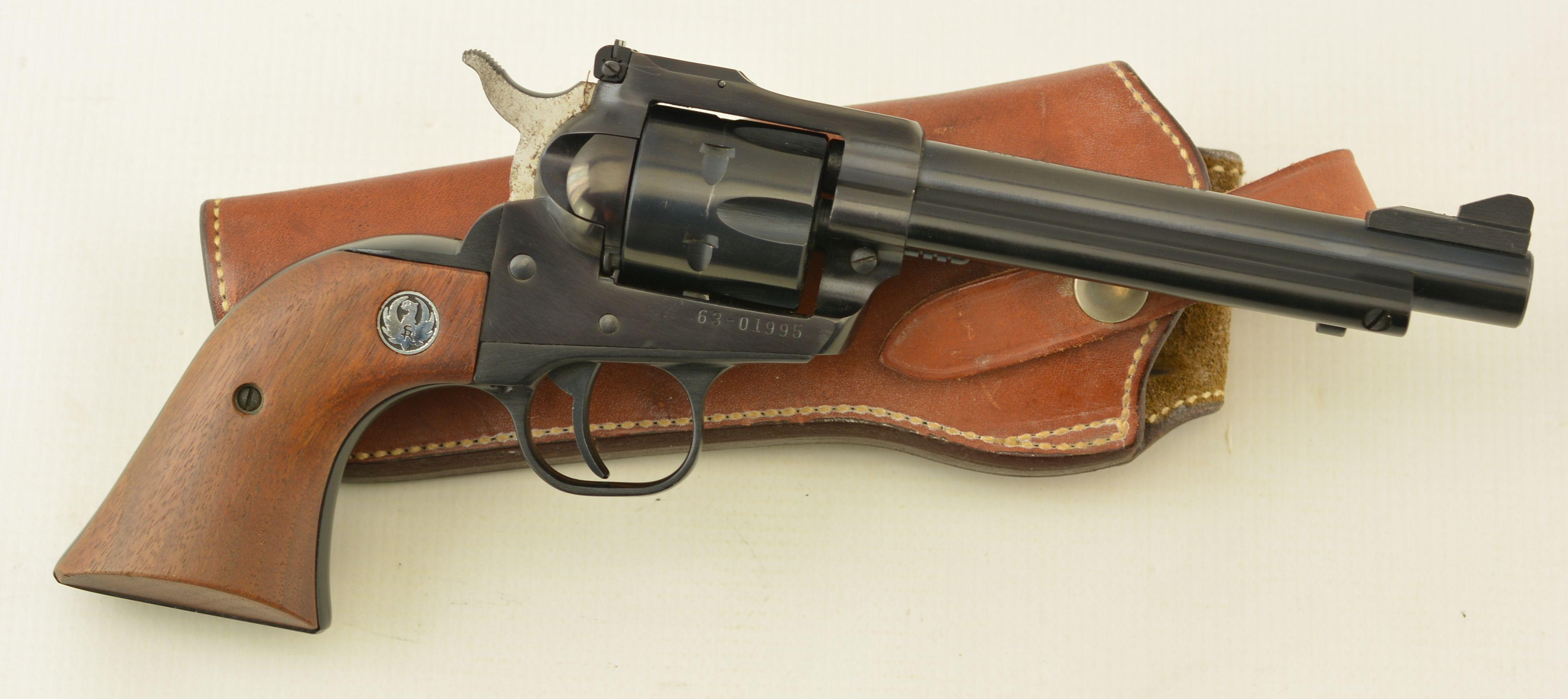 Ruger New Model Single-Six Revolver