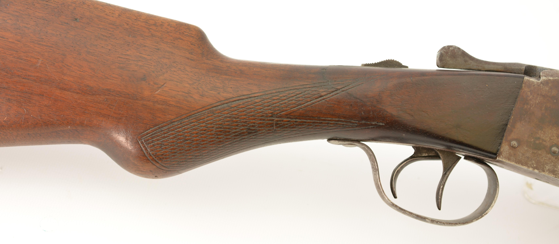 Ithaca Flues Model Field Grade Double Gun