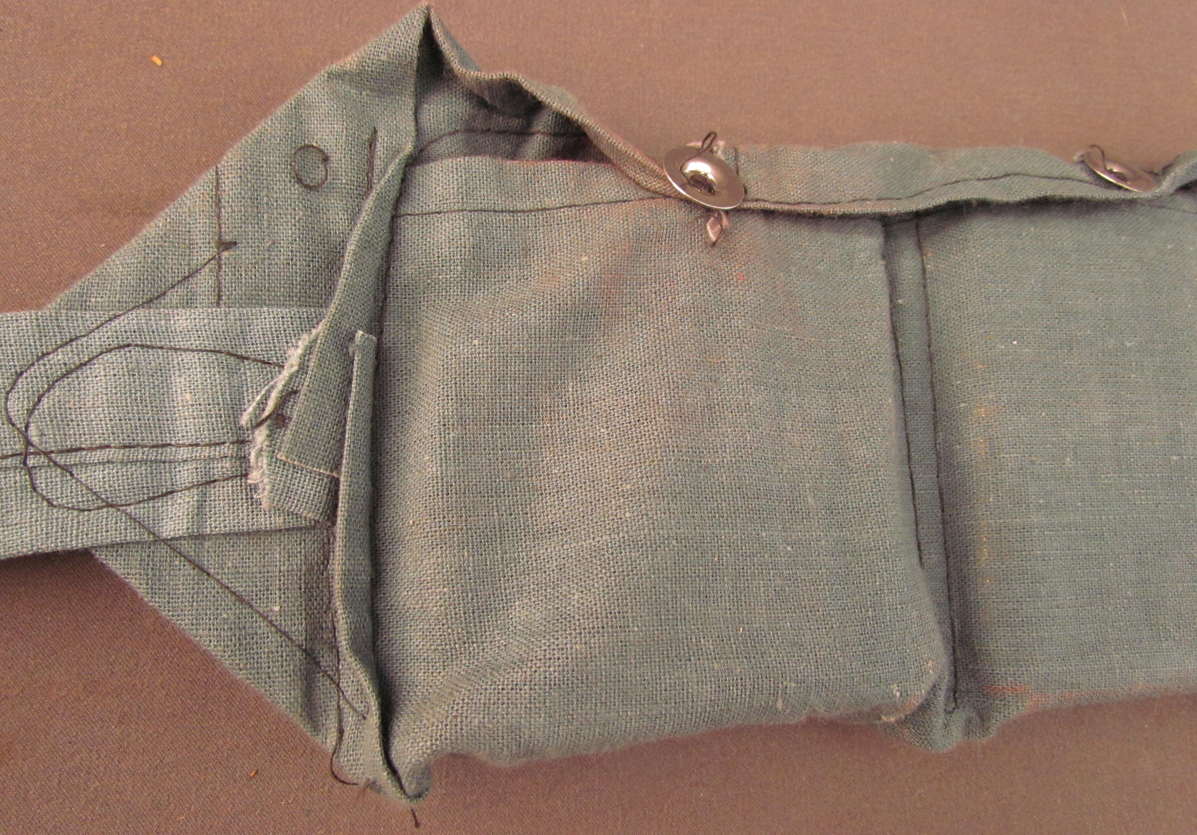 Turkish 1939 Date 8mm 70 Rd Bandolier