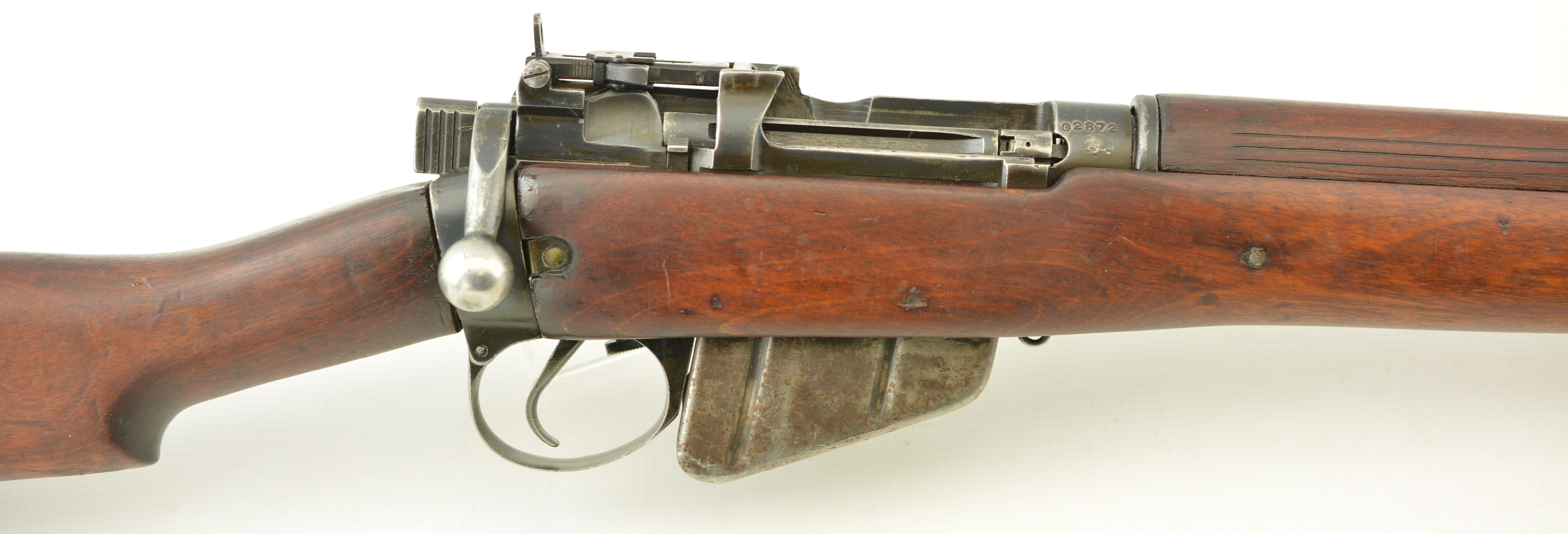 Scarce Ishapore No4 MK1 Lee Enfield Rifle