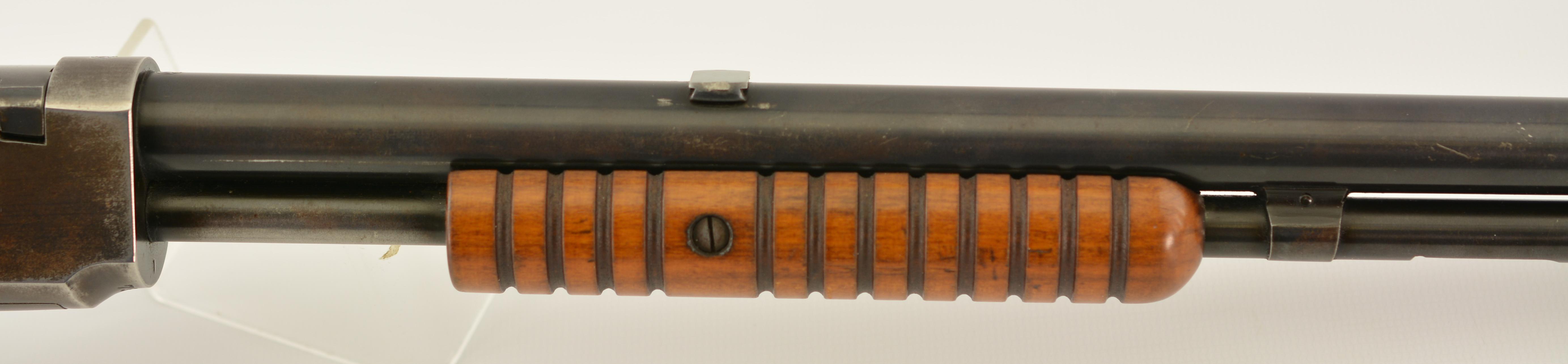 Winchester model 1906 takedown
