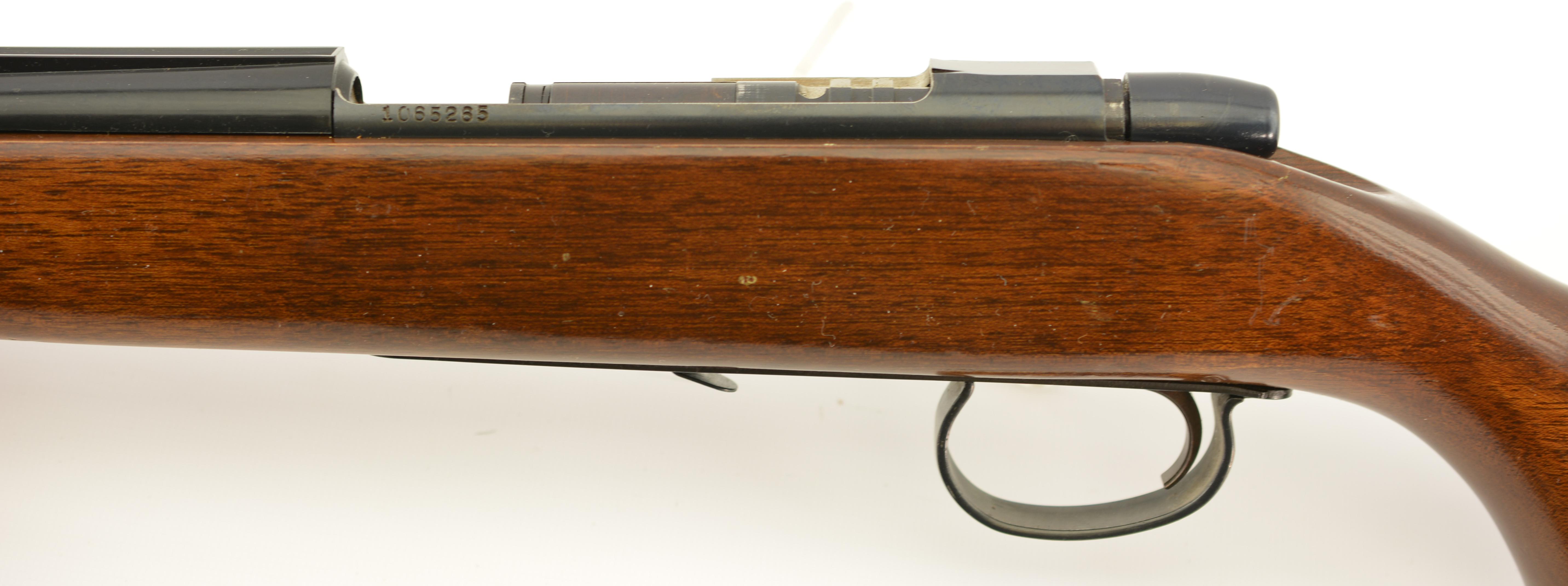 Published Factory Cutaway Remington Rifle Model 581-1