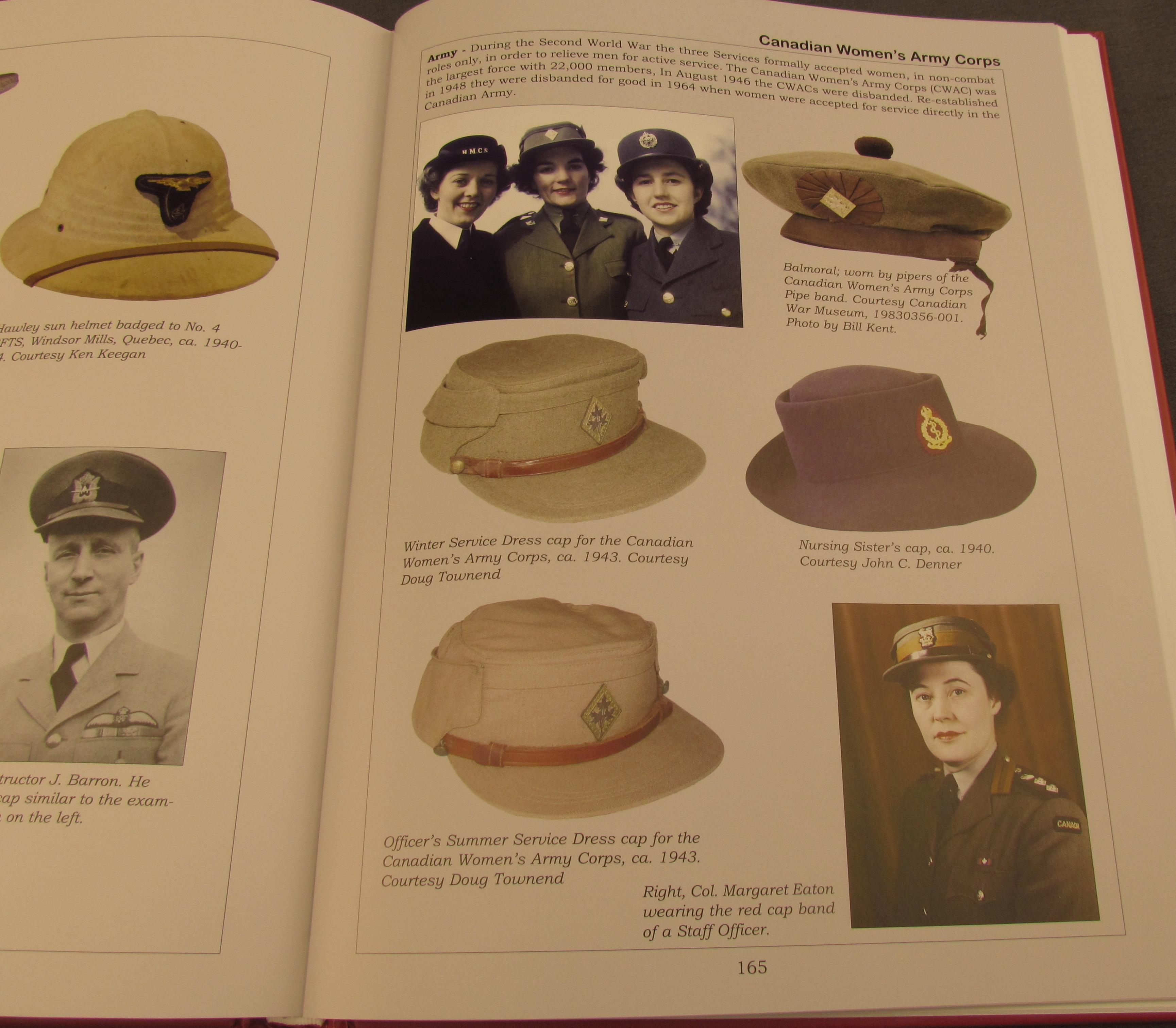 Fuss & Fashion - 200 Years of Canadian Military Headdress