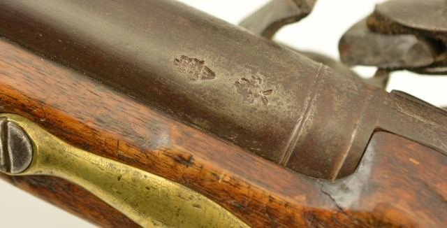 Nova Scotia Marked 3rd Model Brown Bess Musket w/ Bayonet