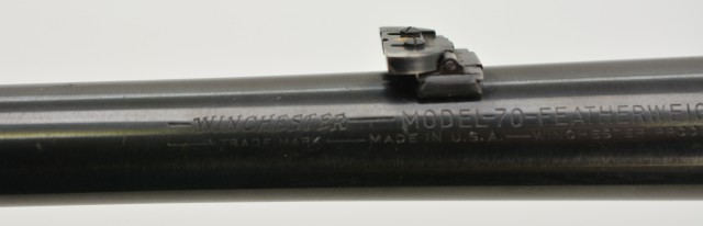 Winchester Model 70 Featherweight Barrel 30-06