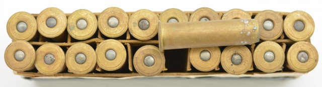 45-70 Cartridge Blanks Frankford arsenal dated 1882