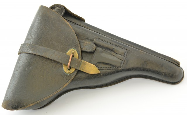 Very Rare 1905 Dutch Trials Holster