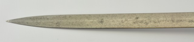 Canada Rifles Marked Sword