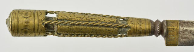 Spanish Knife Dated 1798