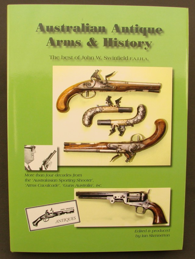 Australian Antique Arms & History