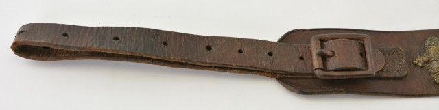 Canadian Military Horse Tack Crupper