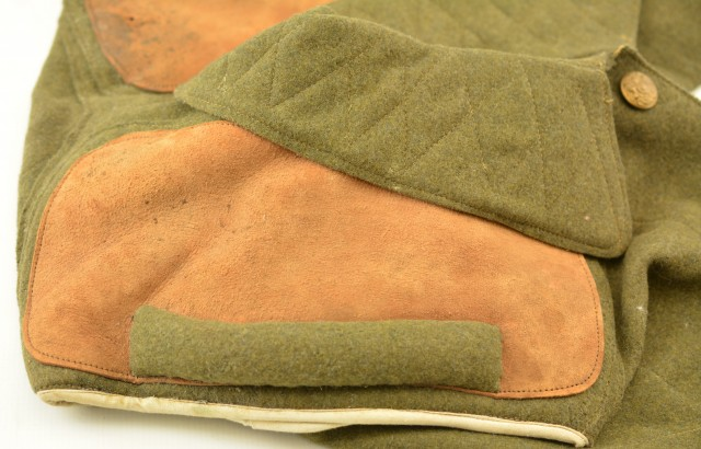 Rare WW1 British Machine-gunner Tunic