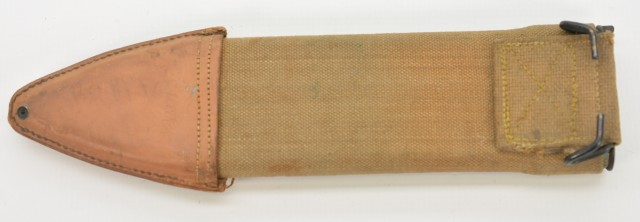 Scabbards for the U.S. 1917 Bolo (Unissued)