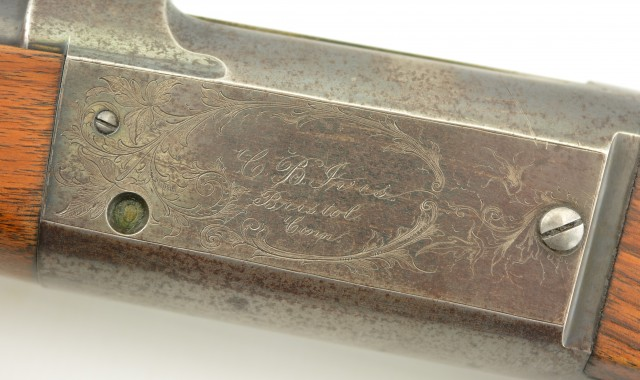 Savage 99 Rifle Factory Engraved Receiver
