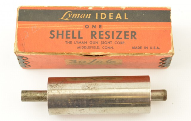 Lyman Shell Resizer in 30-06