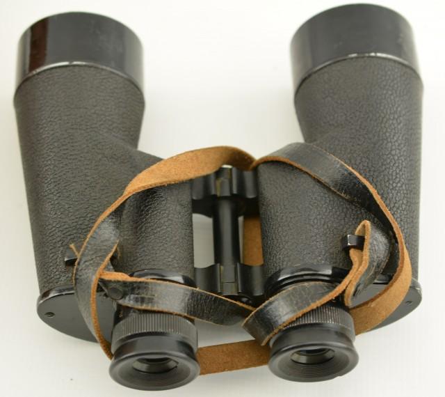 WWII Bausch & Lomb MK 23 BU Aero 10x50 binocular