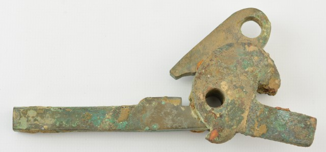 Relic Chinese Crossbow Lock 200-100 BC.