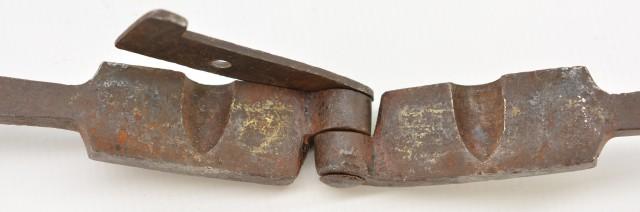 Antique Rifle Bullet Mold