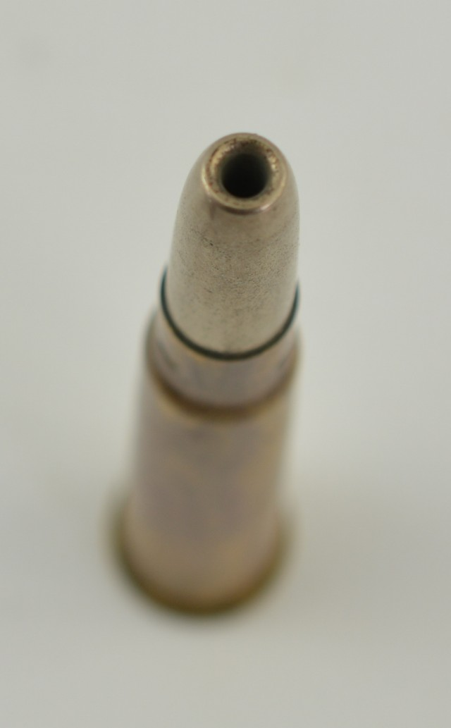 303 British Dum-Dum Hollow Point Cartridge Rare Canadian MK4