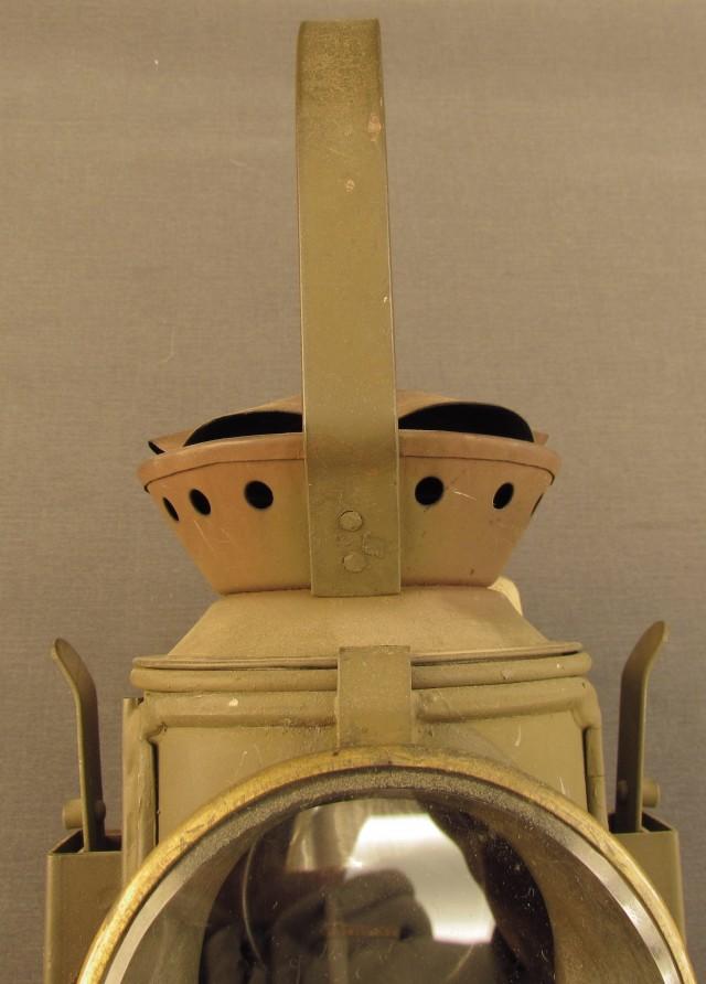 WW1 Canadian Wagon Lantern