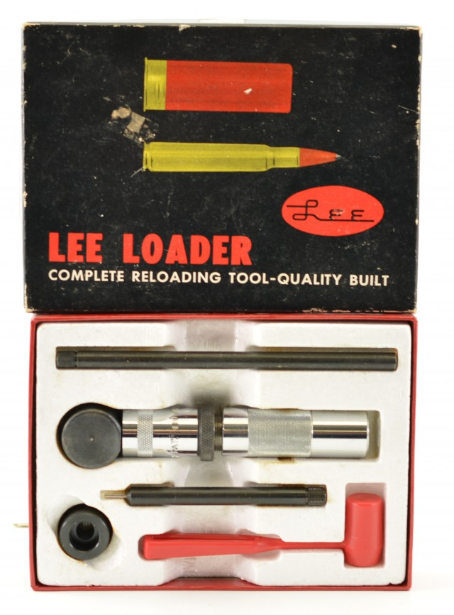 Lee Loader In 30-06 w/ Box