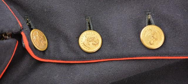 WW2 USMC Dress Tunic