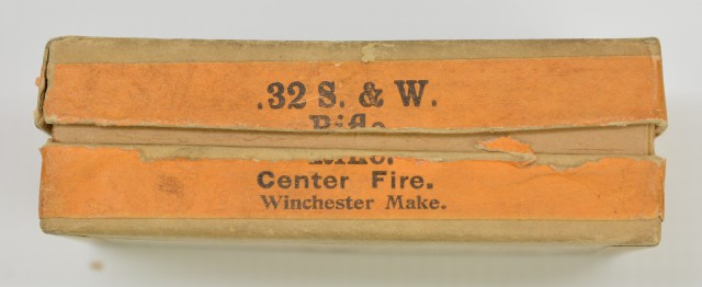 Winchester .32 S&W Rifle Cartridges