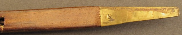 Dalman & Narborough Broad Arrow Marked British Pace Stick