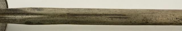 18th Century Walloon Style Horseman Sword
