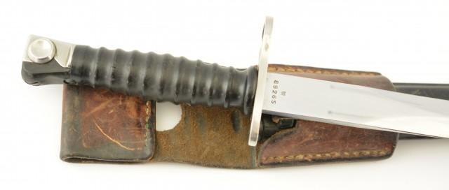 Swiss M 1957 Bayonet