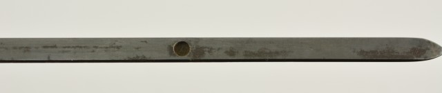 US Trapdoor Springfield Model 1880 Experimental Rod Bayonet
