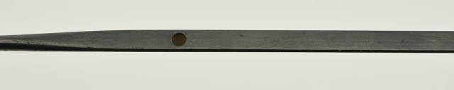 Scarce US Trapdoor Springfield Model 1880 Experimental Rod Bayonet