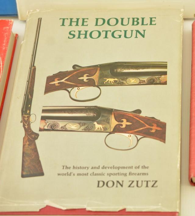 Lot of Shotgun Books