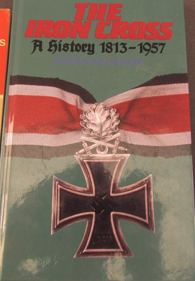 Books About WWII German Militaria