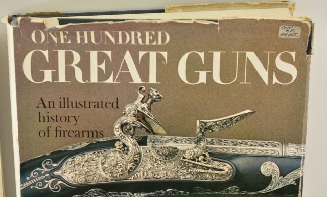 Lot of 4 Classic gun Books