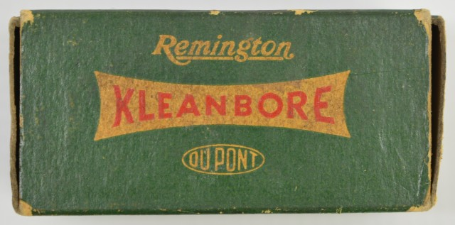 Remington Kleanbore .22 WRF BOX