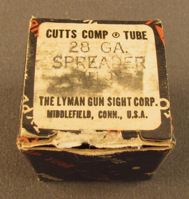 Lyman 28 GA Cutts Spreader Tube