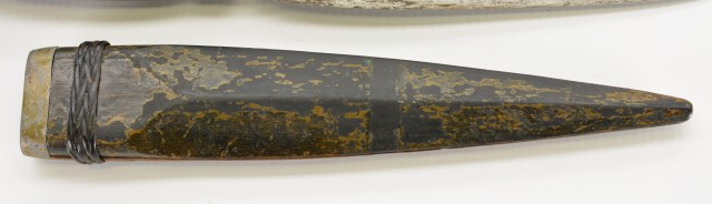 South Asia handmade knife
