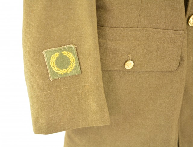 WW2 US Army Enlisted man's service jacket