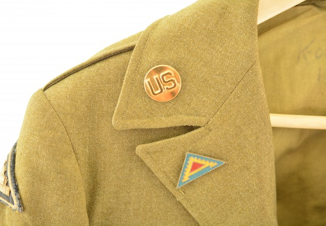 US Army WWII Enlisted man's Ike Jacket