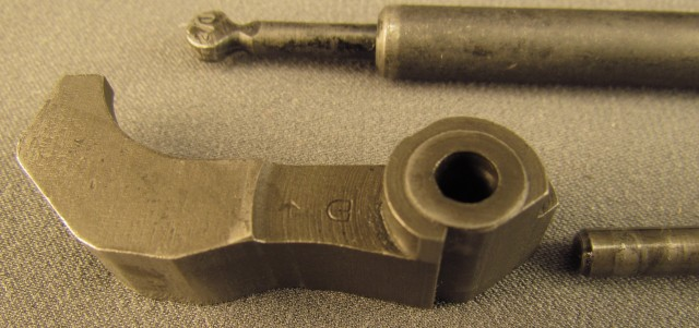 Enfield L1A1 Hammer, Spring and Hinge Pin