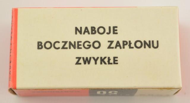 Polish .22 LR Ammo By Nitron