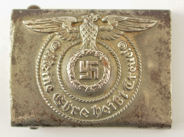 WW2 German SS Belt Buckle Enlisted/N.C.O.
