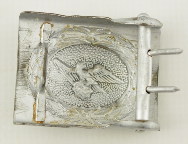 German R.L.B. Enlisted/N.C.O. Belt Buckle