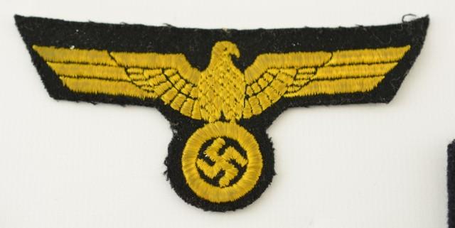 WW2 German Third Reich Insignia