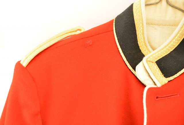 Royal Military College Uniform Saint-Jean Cadet's Full Dress