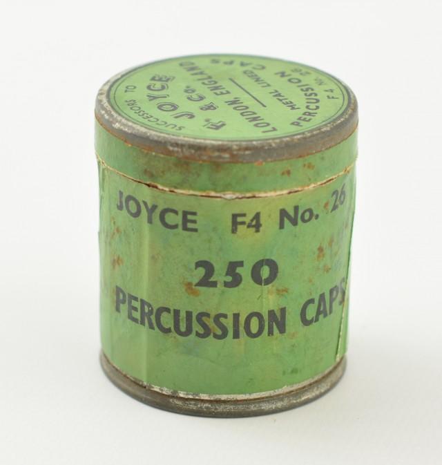 Eley Kynoch Joyce Percussion Cap Tin